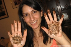 hands and arms henna image 13
