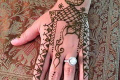 hands and arms henna image 36