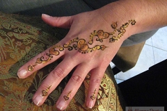 hands and arms henna image 54