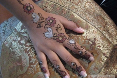 hands and arms henna image 56
