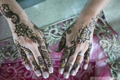 hands and arms henna image 6