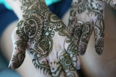 hands and arms henna image 7