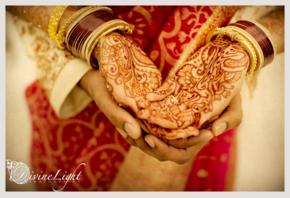 bridal henna design