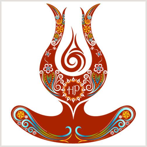 henna party logo