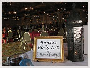henna festivals