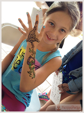 henna services fundraisers