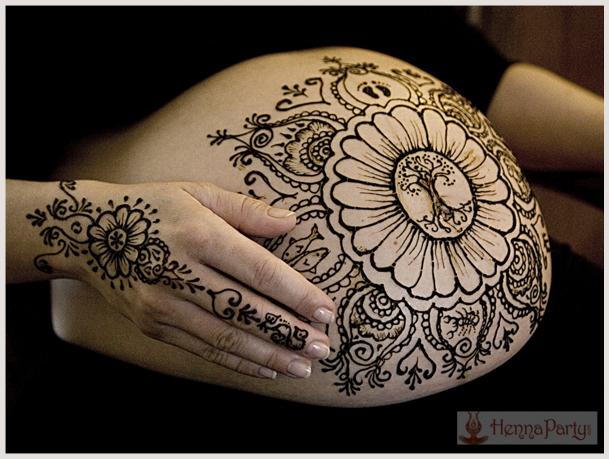 henna blessing